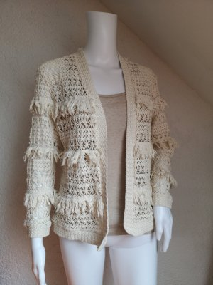 RAR Volcom Coco Hippie Crochet Häkel Fransen Indian Summer Sweater