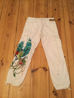 Cargo Pants multicolored cotton