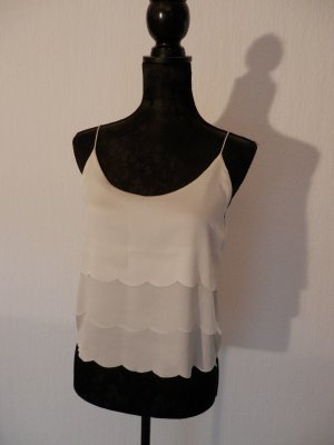 Rares Kate Moss TOPSHOP Seiden Muschel Dress Top Paola Fashion Blogger NEU