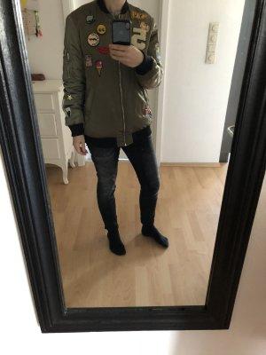 Rarität - Blogger Style Patches Bomberjacke