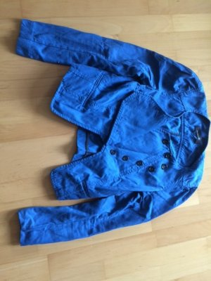 Rarität - Isabel Marant Blazer mit tollem Schnitt - Royalblau