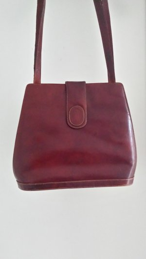 Cartier Shopper russet leather