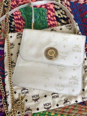Rarität!!! * Vintage MCM Handtasche * kleine Umhängetasche * 100% Original * guter Zustand