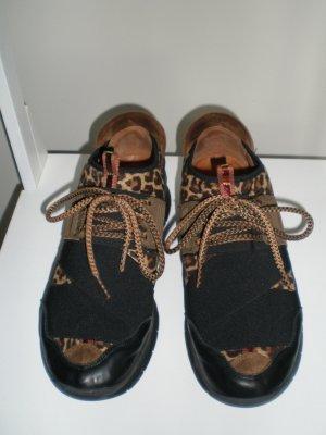 RAS - auffällige Sneaker - Leoprint - Slip-In-Sneaker !!!Eyecatcher!!! Made in Spain