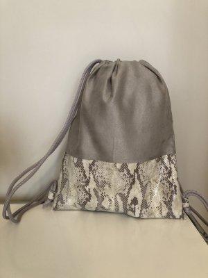 Pouch Bag light grey-grey