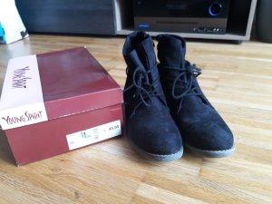 Rauleder Boots von Young Spirit