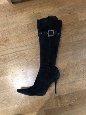 Rauleder Stiefel 39 Größe