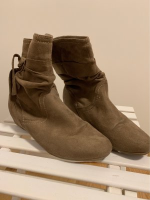 Raulederne Stiefel, Gr 39