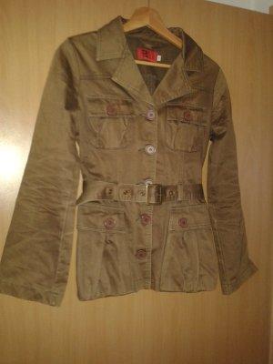 Ravel Cusual Wear Blazer Jacke Herbst Frühling goldbraun, Größe S