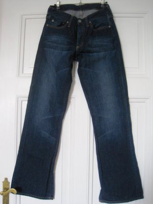 Raw Denim Jeans von G Star