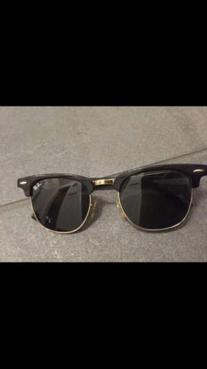 Ray Ban Sunglasses black-gold-colored