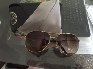 Ray-Ban 3387 gold Sonnenbrille
