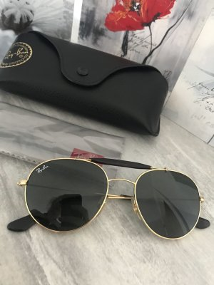Ray Ban Glasses gold-colored-ocher