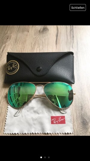 Ray Ban Glasses forest green