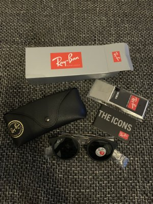 Ray ban Asian fit Sonnenbrille
