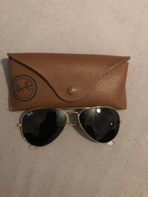 Ray Ban • Aviator • Grün/Gold