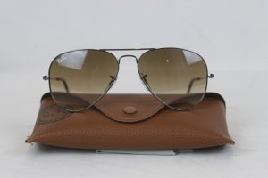 Ray Ban Aviator Large Metal anthrazit braun (18/2/546)