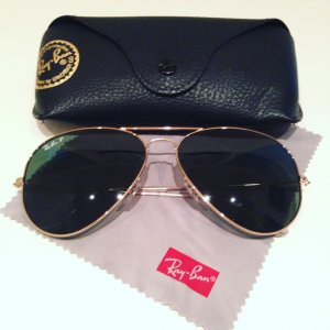 Ray-Ban Aviator RB 3025 001/58 Large polarized NEU! (Ray Ban)