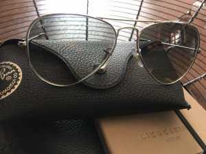 Ray-Ban Aviator RB 3025 003/32 small silver (Silber)