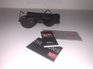 Ray Ban Glasses black-brown