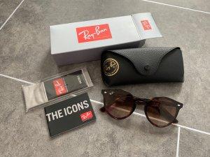Ray Ban Retro Glasses brown-light brown