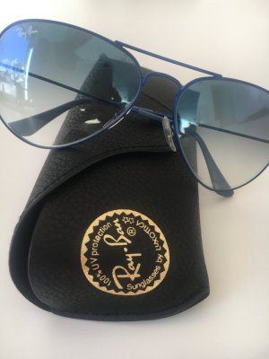 RAY BAN blue allover
