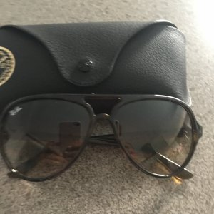 Ray Ban Glasses light brown