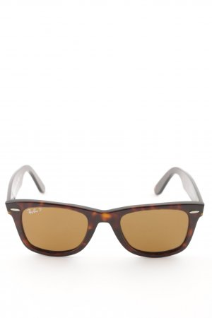"Ray Ban Glasses ""WAYFARER CLASSIC"" brown"