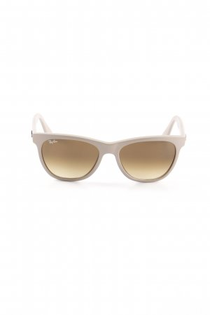Ray Ban Brille beige-braun Casual-Look