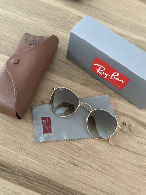 Ray Ban Glasses light brown-gold-colored