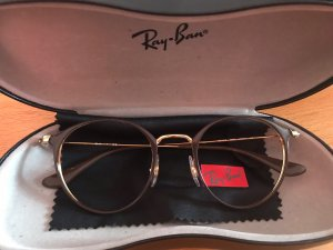 Ray Ban Glasses bronze-colored-brown