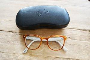 Ray Ban Brille Caramel weiß RB 5311 5237 Gestell: havana - elfenbeinfarben -1,25