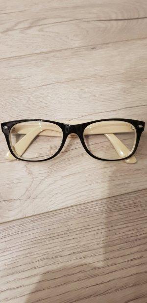 Ray Ban Glasses black-cream