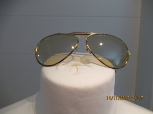 Ray Ban Glasses brown-sand brown