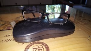 Ray Ban Glasses dark brown-brown