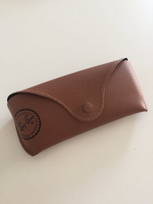 Ray Ban Glasses brown-cognac-coloured