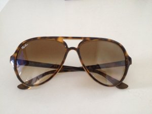 Ray Ban Sunglasses dark brown-brown