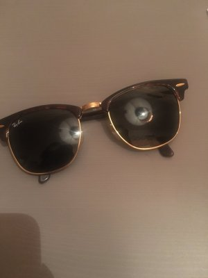 Ray Ban Clubmaster Sonnenbrille Damen