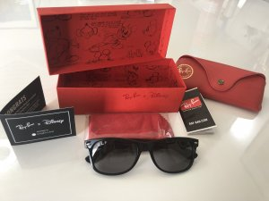 Ray Ban Angular Shaped Sunglasses black