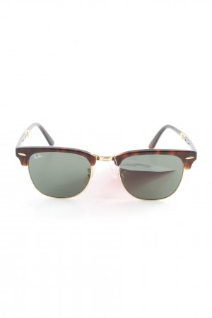 "Ray Ban eckige Sonnenbrille ""Clubmaster Folding"""