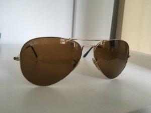 Ray Ban Fliegerbrille braun