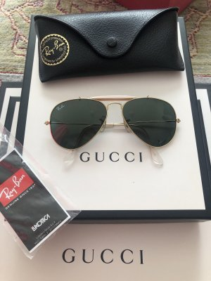 Ray Ban Aviator Glasses rose-gold-coloured-gold-colored