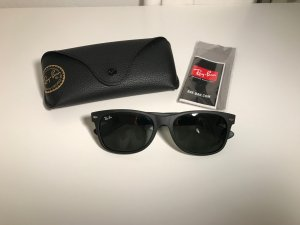 Ray Ban Glasses black synthetic material