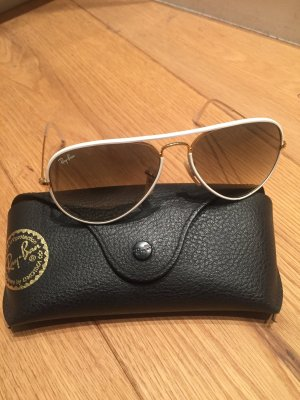 Ray Ban Orginal Pilotenbrille! Ganz Neu! Winteredition