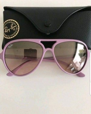 ray-ban - ORIGINAL - rb4125 - CATS5000 - flieder