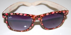 Ray-Ban Original Wayfarer RB 2140 Rare Prints