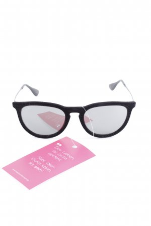 "Ray Ban ovale Sonnenbrille ""RB 4171 Erika"" schwarz"