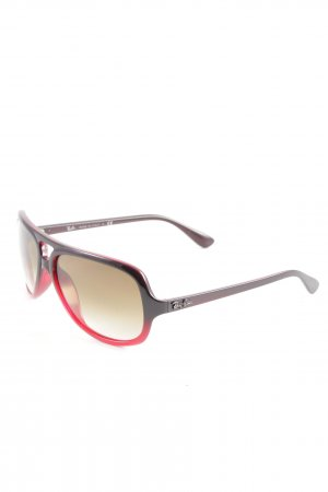ray ban brille rot