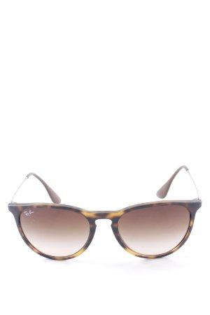 Ray Ban Panto Brille mehrfarbig Matt-Optik