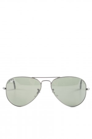 "Ray Ban Pilot Brille ""Aviator Large Metal"" olivgrün"